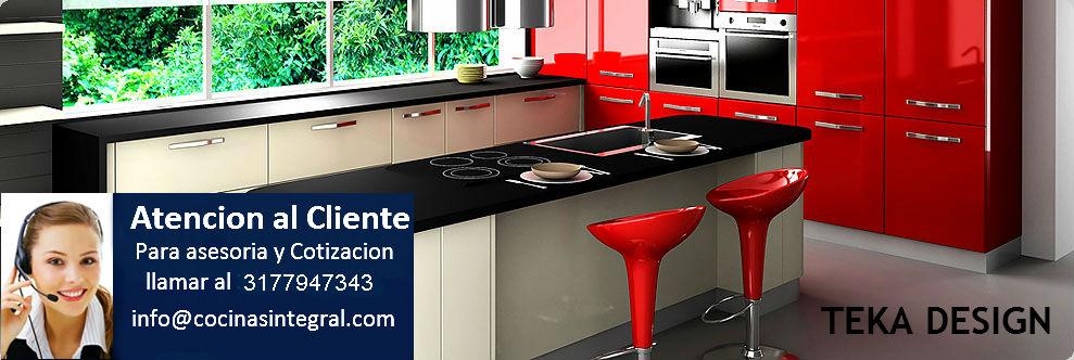 teka design cocinas integral. Fabricantes de cocinas integrales en Cali, numerosas líneas de disenos de cocinas disponibles contactanos para asesoria y cotizaciones.